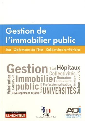 L'immobilier public: Etat oprateurs et collectivits territoriales