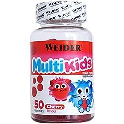 Joe Weider Victory WGU.112146 Gummy Up Revolution Multikids Up Cherry 50 Gummies