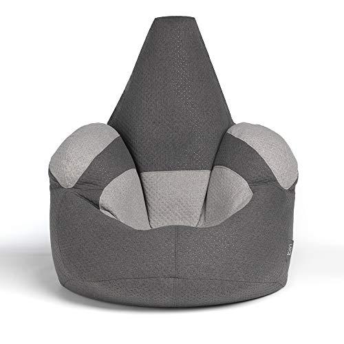 Icon Dot Pop GIANT Sitzsack Sessel–Luxus Designer Sitzsack Liege–Groß Sitzsäcke hoher...