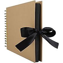 Farway álbum de 80 páginas con álbum de fotos para boda y de cumpleaños en papel