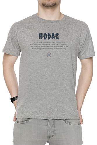 rren T-Shirt Rundhals Grau Kurzarm Größe XXL Men's Grey XX-Large Size XXL ()