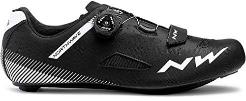 Northwave Core Plus Rennrad Fahrrad Schuhe schwarz 2019: Größe: 43 (Northwave Carbon)