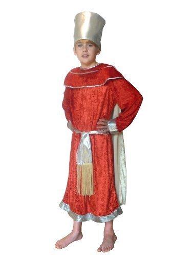 BALTHAZAR Kids Costume. 4 - 6 yrs small (Balthazar Kind Kostüme)