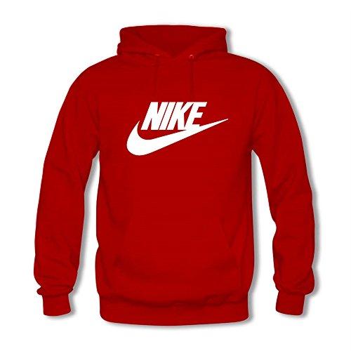 Margaretlowe Classic Nike Women's Hooded Sweatshirts (Tee Nike Classic Logo)