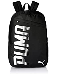 Puma Black Laptop Backpack (7566601)