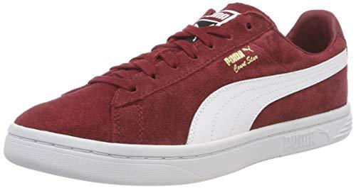Puma - 366574 - Chaussure - Mixte Adulte - Rouge (Pomegranate-Puma White 2) - 43