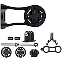 Yuhtech MTB Vélo De Route Vélo Guidon Extension Support Vélo Ordinateur Support de Montage pour Garmin Edge/Bryton Rider/CatEye
