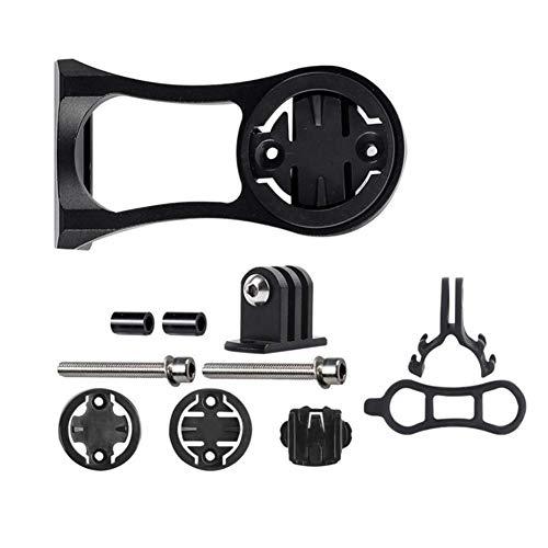 Yuhtech - Soporte Extensor para Bicicleta para Garmin Edge/Bryton Rider/CatEye/GoPro