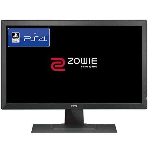 BenQ ZOWIE RL2455 60,96 cm (24 Zoll) Monitor (DVI, HDMI, 1ms Reaktionszeit) schwarz