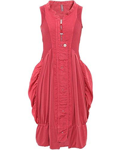 high-mujeres-vestido-de-jersey-caboodle-gota-rojo-l
