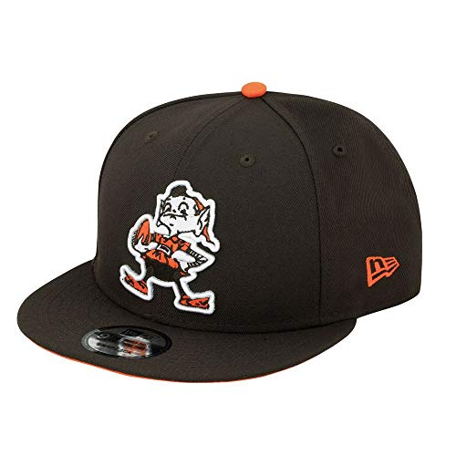 New Era NFL Cleveland Browns Exclusive Game 9FIFTY Snapback Cap