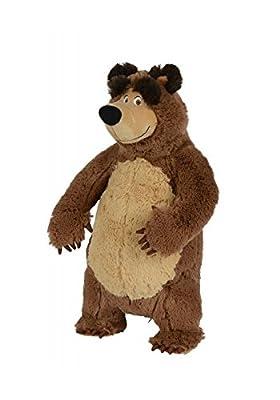 Mascha und der Bär Plüschbär 38cm