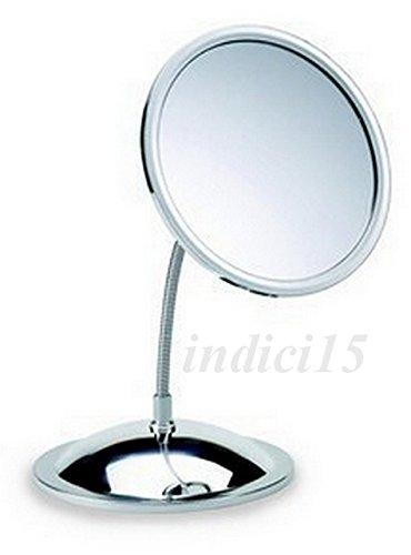 Specchio Ingranditore Da Bagno.Linea Grand Hotel Specchio Ingranditore Da Parete O Appoggio Lato A