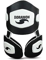 Dorawon, Peto Protector de Sparring LAMPANG, Blanco y Negro