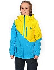 Völkl Performance Wear de esquí infantil Hero para mujer, otoño/invierno, infantil, color Azul - azul, tamaño 10 años (140 cm)