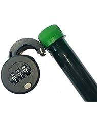 Petling Safe für Geocaching Zahlenkombination Lockpicking Filmdosen Micro Nano, cache container, cache mit Petling Logbuch versteck,