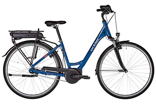 Ortler Wien Damen Wave Blue Rahmenhöhe 50cm 2019 E-Trekkingrad