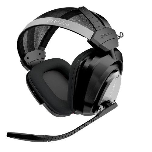 Playstation 3, Xbox 360, PC - EX-05S Universal Headset wireless (Außerhalb Surround-sound)