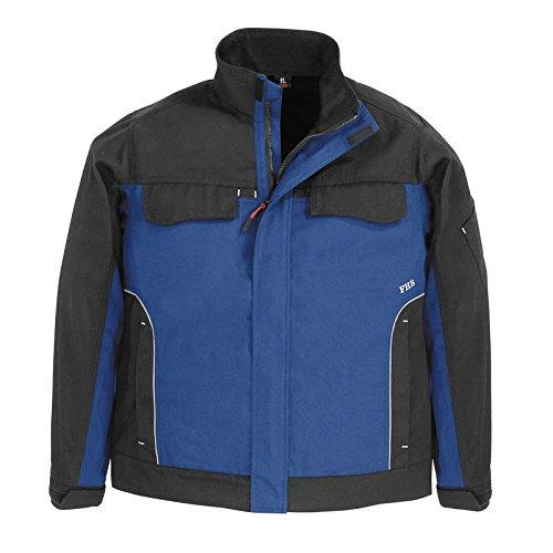 Preisvergleich Produktbild FHB Arbeitsjacke, Ernst, Größe L, royalblau / schwarz, 130730-3620-L