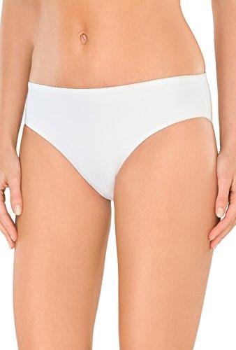 SCHIESSER Damen Tai Slip Pure Effect 3er Pack Nude