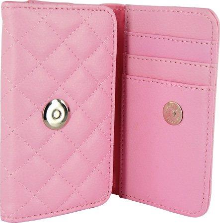 Mooster 8435353725539 - Funda piel movil rosa