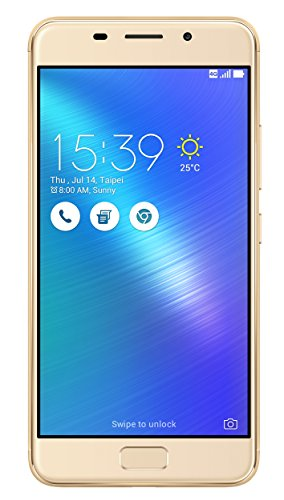 Asus Zenfone 3s Max (Gold, 32GB, 3GB RAM) offer