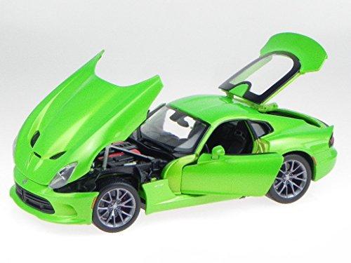 dodge-viper-gtr-sr-t-2013-grun-modellauto-31128-maisto-118
