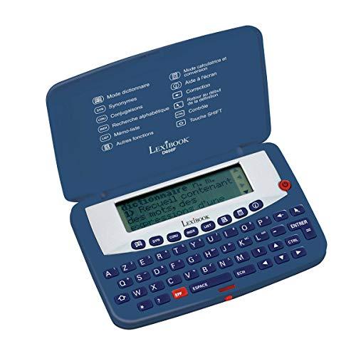 Lexibook d600F Wörterbuch Elektronische blau