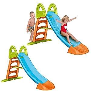 Feber - Tobogán de juegos para niños (Famosa 800009592)