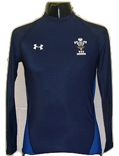 Under Armour Wales Rugby Thermal Top