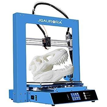 Jgaurora A5s 3d Drucker Top Qualität Desktop Printing Maschine Mit Touchscreen Große Bauen Größe 305*305*320mm Computer & Büro