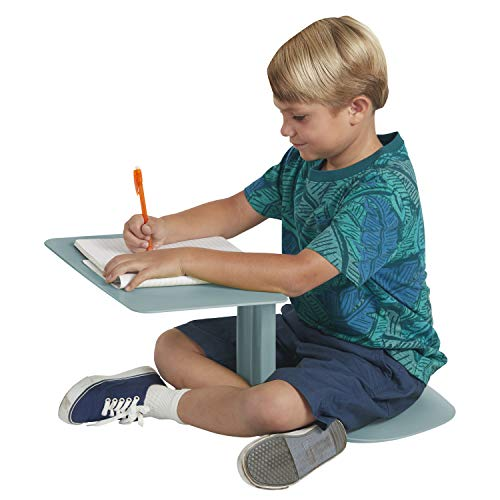 ECR4Kids The Surf - Mesa de escritorio/ordenador portátil, espuma de mar