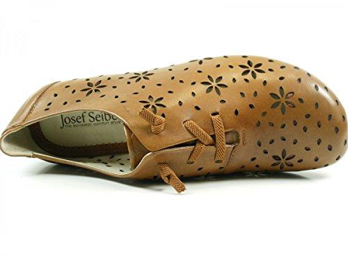 Josef Seibel 87227-971 Fiona 27 Scarpe stringate donna Braun