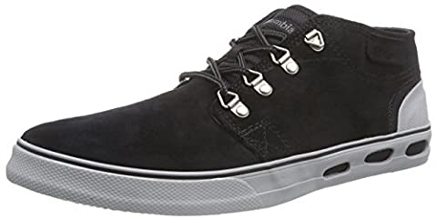 Columbia VULC N VENT HALF DOME, Herren Sneakers, Schwarz (Black/Light