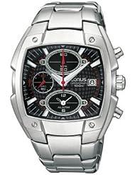 Lorus RF307BX9 - Reloj cronógrafo de caballero de cuarzo
