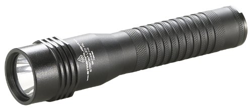 STREAMLIGHT STRION LED HIGH LUMEN RECHARGEABLE FLASHLIGHT WITH GRIP RING AND 120-VOLT AC CHARGER