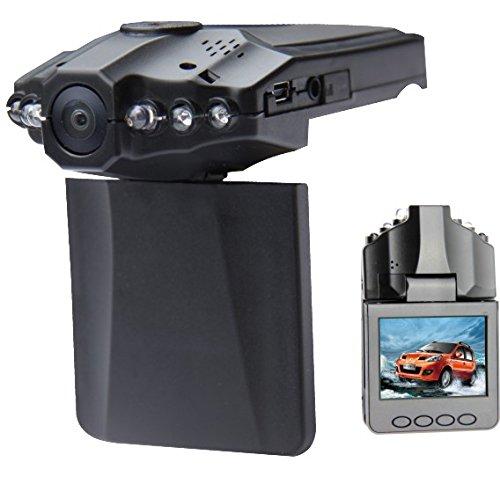 Kamera Camera On Board Auto-DVR mit Monitor 720p Spy Video Kameras ohne Speicherkarte