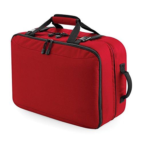 Bagbase - Sac de voyage cabine (34 litres) (Taille unique) (Rouge)