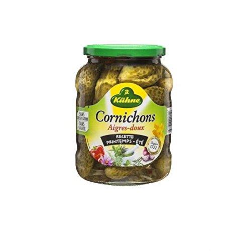 kuhne-cornichons-aigre-doux-recette-printemps-t-bocal-360g-prix-unitaire-envoi-rapide-et-soigne