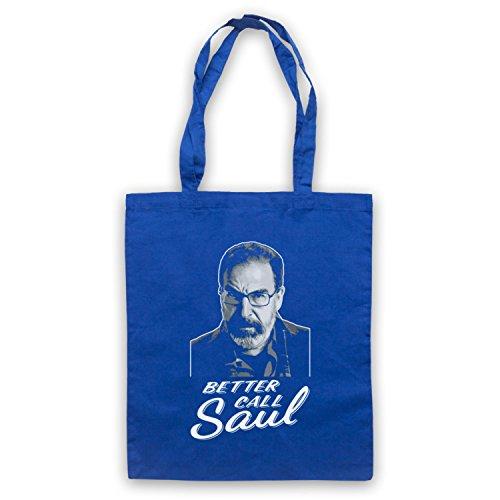 Inspiriert durch Homeland Better Call Saul Inoffiziell Umhangetaschen Blau