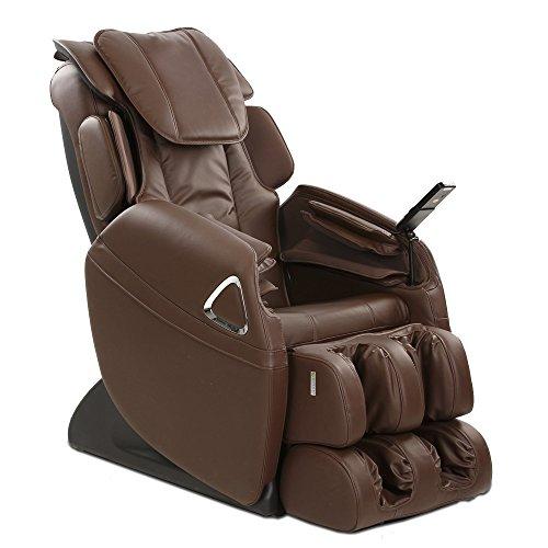 aktivshop Massagesessel Holiday Fernsehsessel Entspannungssessel Relaxsessel Sessel (Braun)