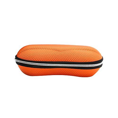 WooCo Sonnenbrillen Box Leder Compression Resistant Zipper Brillen Fall Angebote Neu Vintage Pattern...