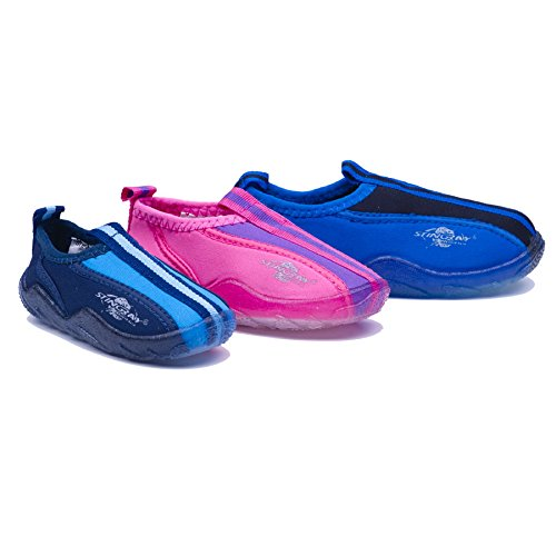 Stingray Kinder UV Wasserschuhe Watershoes Pink/Lilac