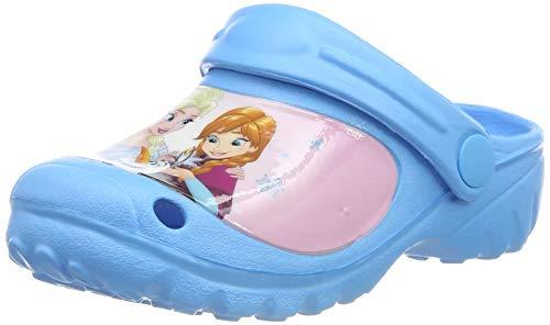 Clogs Disney Eiskönigin Frozen Kinderschuhe Pantoletten - Unisex - perfekte Passform, hohe Verarbeitungsqualität ()