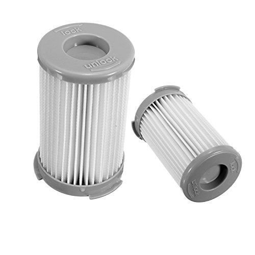 REYEE 2 Pack HEPA Filter für Electrolux Staubsauger (im Vergleich zu EF75B, F120 (9001966051), AEF75B)