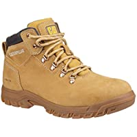 Caterpillar Mae Womens Steel Toe/Midsole S3 Safety Ankle Boots