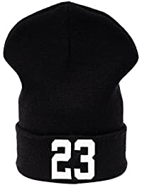 Men's femmes Baggy extra large Jordan 23 Bonnet d'hiver chaude Bad Hair Day cocaïne & Caviar YOLO bouchon