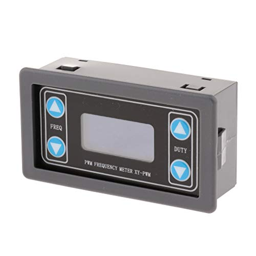 Baoblaze Signal Generator PWM Pulsfrequenz Einschaltdauer Einstellbar Modul LCD Generator-modul