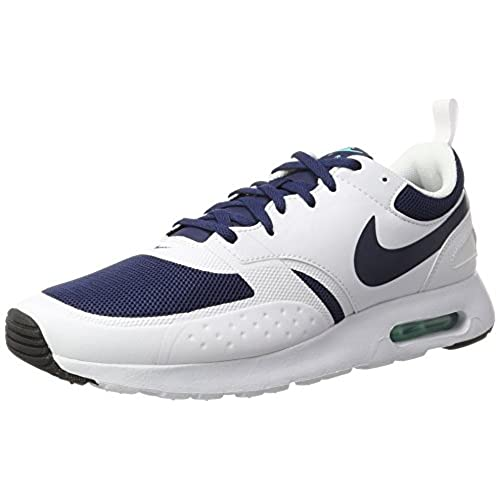 Nike Herren Air Max Vision Sneaker, Blau (Midnight Navy/Midnight  Navy-White-Hyper), 42.5 EU