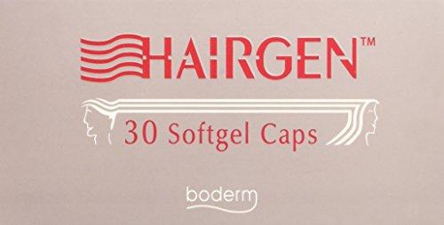 Nahrungsergänzungsmittel Per Capelli Con Azione Anticaduta Hairgen 30 Capsule Softgel - 300 Mg 30 Softgels
